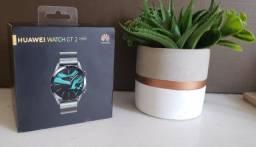 Smartwatch Huawei Watch GT2 Titanium Edição Elite 46mm - GPS