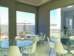 Título do anúncio: Apartamento 2Qtos1Ste. Prédio c/ elevador e piscina.