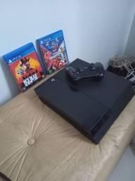 Título do anúncio: Playstation 4   1.500.00$