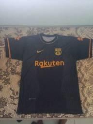 Vendo camisa do Barcelona