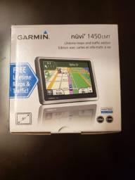 GPS Garmin Nuvi 1450 LMT - estado de novo