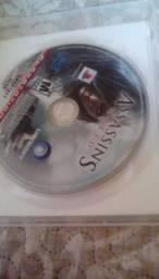 Vendo jogos Assasin's creed e Assasin's creed 2 para PlayStation 3