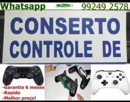 Título do anúncio: Assistência Técnica em controle playstation 4 e xbox one