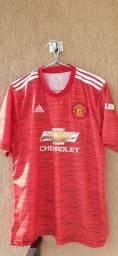 Camisa Manchester United Time Inglaterra