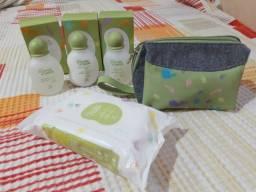 Título do anúncio: Mini kit Mamãe e bebê Viagem