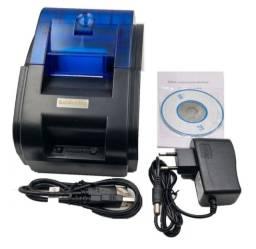 Título do anúncio: Impressora Termica Cupom Nao Fiscal 58mm Milimetros Usb - Serve Em Notebook