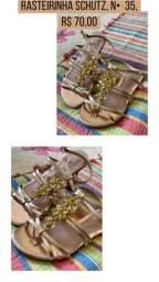 Desapego sandálias