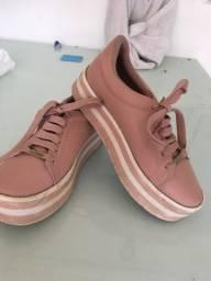 Saltos e sapatos