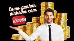 Invista $ 10 e ganhe dinheiro no Youtube sem aparecer