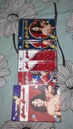 DVD Clássicos Mulher Maravilha e Batman