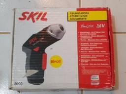 Título do anúncio: Parafusadeira Skil Twister 3,6v em perfeito estado.