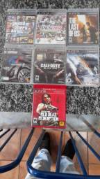 Título do anúncio: Vendo jogos PS3