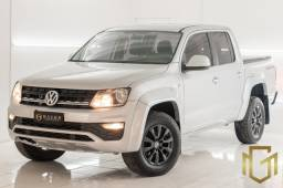 Volkswagen Amarok Trendline CD 2.0 2017 Prata