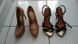 Título do anúncio: Vendo sandálias de marca