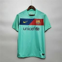 Camisa do Barcelona Retro 10/11