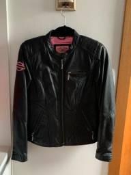Jaqueta feminina Harley davidson