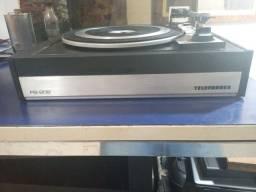 Toca Discos Telefunken Ps 202
