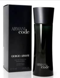 PERFUME ARMANI CODE EDT 75 ML