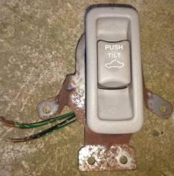 Botão Interruptor e Motor Teto Solar Mitsubishi Pajero Full