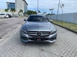 Título do anúncio: Mercedes Benz - C180 2015 gasolina