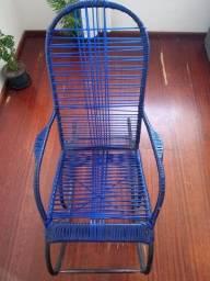 Título do anúncio: Cadeira de balanço usada