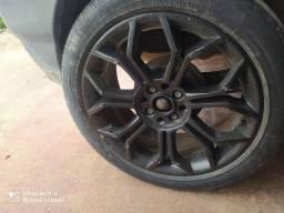 Vendo ou troco rodas 17 por rodas 15
