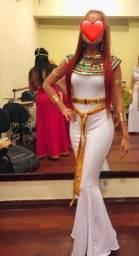 Título do anúncio: Fantasia Luxo Egito Cleopatra
