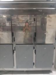 Geladeira gelopar 6 portas