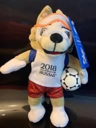 Zabivaka - Mascote Copa da Rússia