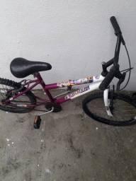 Título do anúncio: Bicicleta da frozen