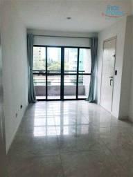 Título do anúncio: Apartamento com 2 dormitórios à venda, 50 m² por R$ 280.000,00 - Casa Forte - Recife/PE