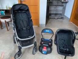 Carrinho de bebê Travel System Epic Lite Infanti