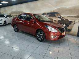 Nissan Versa Unique 1.6 Flex  (Top de Linha)