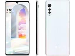 Smartphone LG Velvet 128GB Aurora White