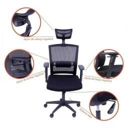 Cadeiras para comércio e escritório
