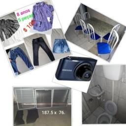 Utilidades conzinha variedades e roupas