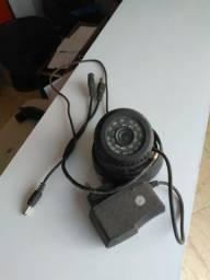 Camera de Vigilancia que grava em Micro Cartao