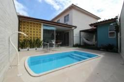 JR - Casa duplex, 4 quartos, Condomínio fechado, próximo a Manguinhos na Serra