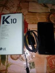Lg K10 32 gigas troco