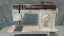 Máquina de costura bobina mágica 23 pontos bordados