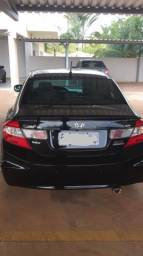 HONDA CIVIC LXR 2.0 Flex Preto - 2014