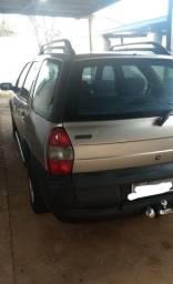 Carro fiat palio wk adventure 2000 - 2000