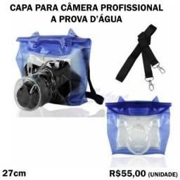 Capa a Prova D'água para Câmeras Profissionais