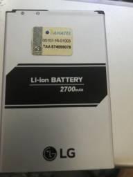 Bateria do novo LG K 10