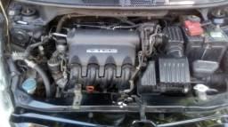 Honda fit lxs 1.5 automatico raridade revisado - 2008