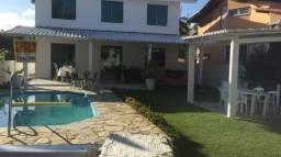 Alugo e vendo casa de praia Tamandaré Carneiros com cinco quartos e três suítes