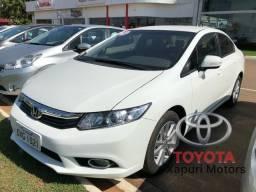 Seminovo Xapuri Motors - Civic LXR - 2014