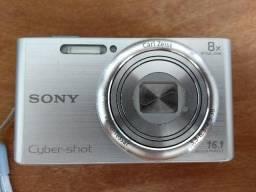 Camera Sony 13.0 MP (prata)