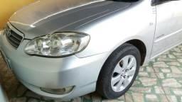 (Vendo ou troco) , Corolla 2007 prata 1.6 completo (quitado ) contato (94) 99130-9172 - 2007
