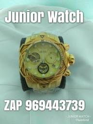 Invicta Zeus Bolt série Gold ( ZAP 969443739 ) comprar usado  Rio de Janeiro